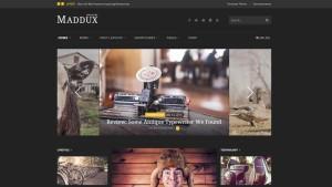 Dark WordPress Themes for 2016