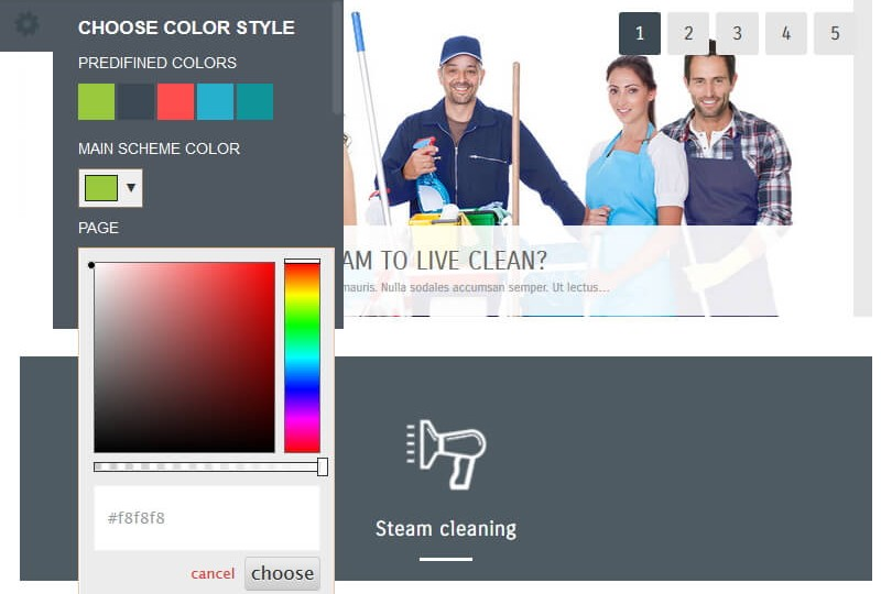 PixelEmu Presents PE Cleaning Company, The Perfect WordPress Theme For Small Businesses
