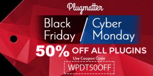 Plugmatter Black Friday