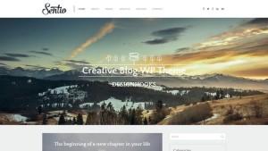 Top 10 New Free WordPress Themes November 2015 Edition