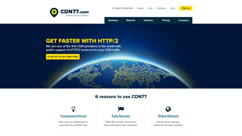 Top CDN Providers for Your WordPress Website