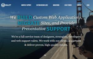 WordPress Maintenance Service - WP Valet