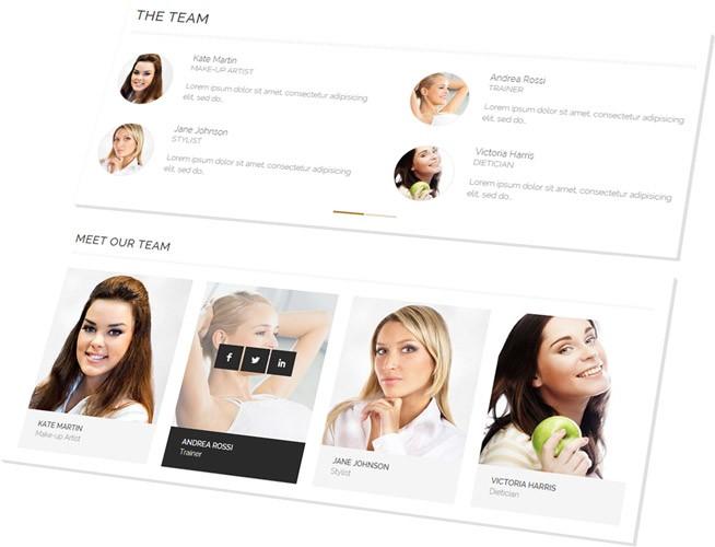 PE Beauty Center WordPress Theme: Elegance At Its Best
