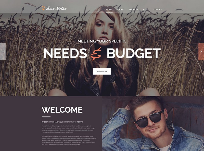 20 of the Best Easy-to-Edit PSD Templates to Give You a Head Start
