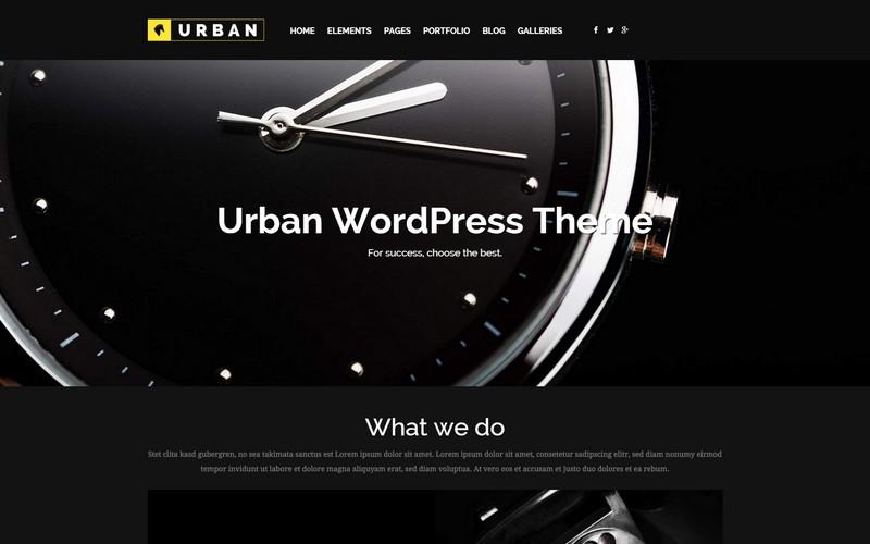New Premium WordPress Themes January 2016 Edition