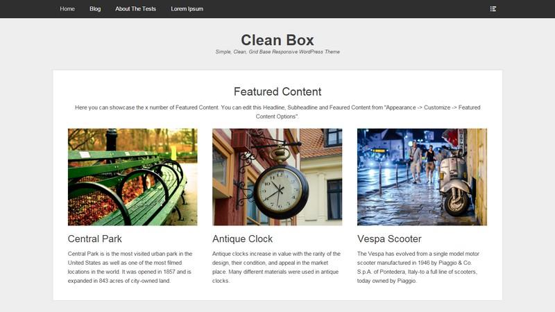 Top 10 New Free WordPress Themes February 2016 Edition