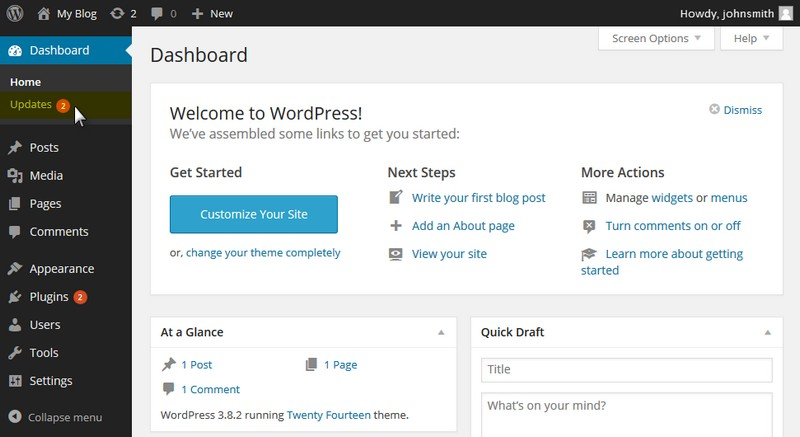 Secure & Hardening Your WordPress Sites