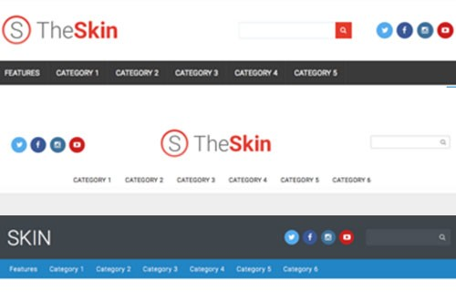 Skin - A Free Theme for the WordPress Community