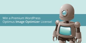 WordPress Optimus Image Optimizer Giveaway