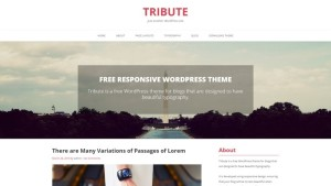 New Free WordPress Themes March 2016 Edition