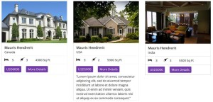 Take Your Real Estate Business Online with CyberChimps WordPress Theme - Acreage