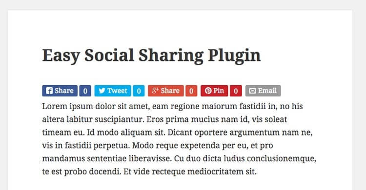 Top 6 WordPress Social Sharing Plugins In 2016