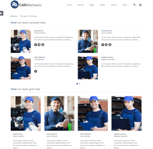 PE Services: A Multipurpose Theme for the Services You Provide