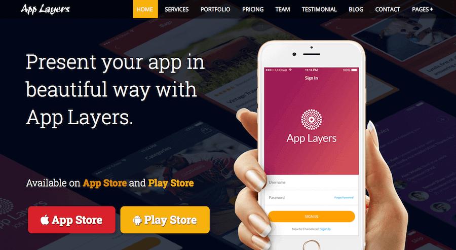 App_Layers