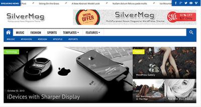 Silver Mag Pro